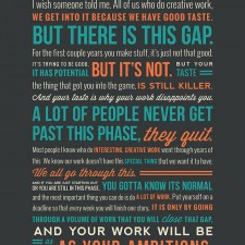 Ira Glass quote